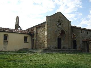 Church in Tuscany, Italy