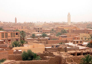 Figuig Place in Eastern, Morocco