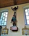 Figura św. Huberta w kościele w Błądzimiu.jpg
