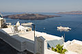 Fira - caldera - estur - Grand Celebration - Nea Kameni - Santorini - Greece - 01.jpg