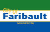 Flag of Faribault, Minnesota