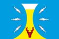 Flag of Kaninsky (Nenetsia).png