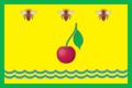 Flag of Uvarovo (Tambov oblast).png