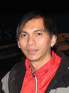 Flandy Limpele Indonesian badminton player