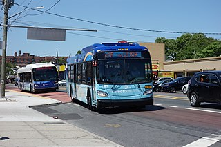 B46 (New York City bus) Bus route in Brooklyn, New York