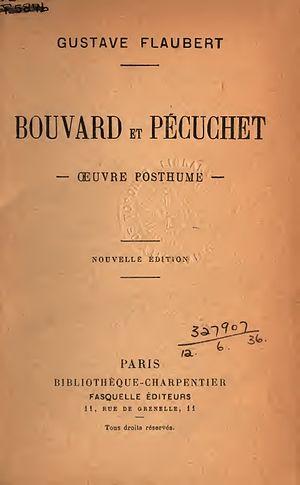Bouvard et Pécuchet - Bouvard et Pécuchet, 1899