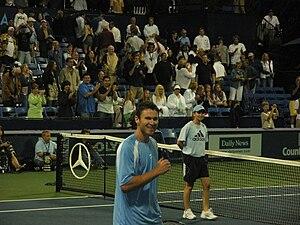 Zack Fleishman - Image: Fleishman defeats Gonzalez 2007