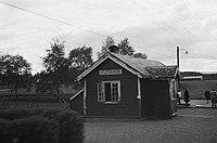 Fleskhus stasjon 1940s.jpg