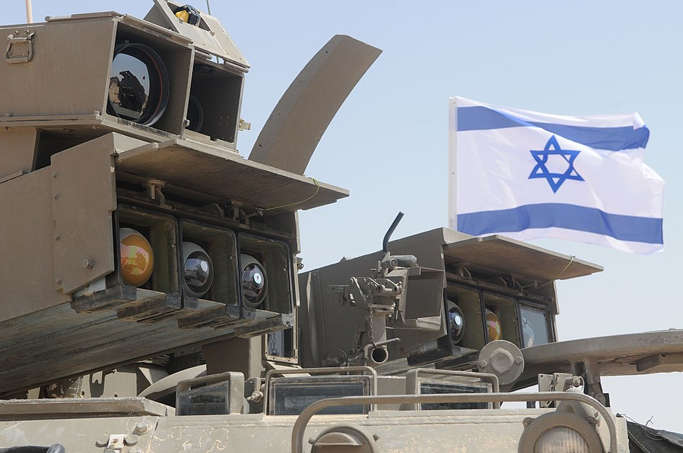 Flickr - Israel Defense Forces - IDF Artillery Display
