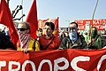 Flickr - NewsPhoto! - NATO protest Strasbourg 4-4-09 (15).jpg