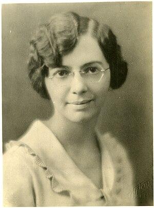 Florence B. Seibert - Image: Florence Barbara Seibert (1897 1991)