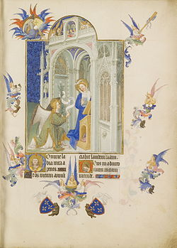 Folio 26r - The Annunciation.jpg