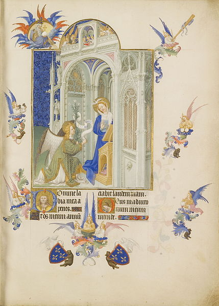 File:Folio 26r - The Annunciation.jpg