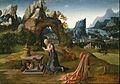 Follower of Joachim Patinir - St. Jerome Praying in a Landscape - Google Art Project.jpg