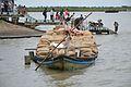 Food Transportation Across River Matla - Godkhali - South 24 Parganas 2016-07-10 4835.JPG