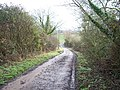 Footpath to Great Wolford - geograph.org.uk - 1619887.jpg