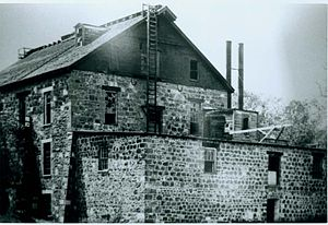 Forbes Mill - Forbes Mill ca. 1900