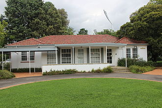 Manuka, Australian Capital Territory - Former Griffith Child Welfare Centre