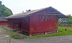 Former Milton, NY, train station.jpg