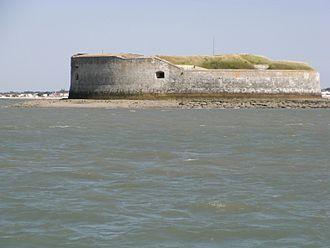 Fort Énet - Image: Fort Énet 001
