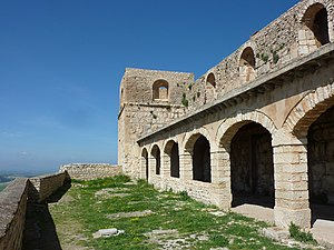 El Kef - Fort of El Kef (17th and 18th century).