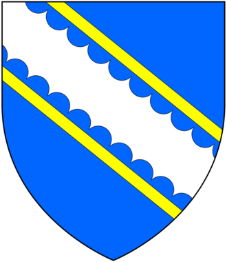 John Fortescue (Captain of Meaux) - Image: Fortescue Arms