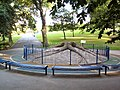 Fossil tree stump in Lister Park - geograph.org.uk - 33186.jpg