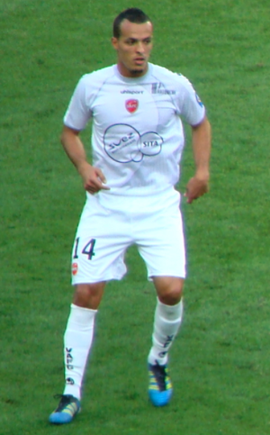 Foued Kadir - Kadir with Valenciennes in 2011