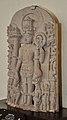 Four-armed Vishnu - Circa 10-11th Century CE - Rataul - ACCN 88-11 - Government Museum - Mathura 2013-02-23 5180.JPG