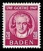 Fr. Zone Baden 1949 48 Johann Wolfgang von Goethe.jpg