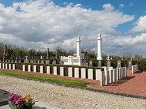 Frameries Communal Cemetery 9.JPG