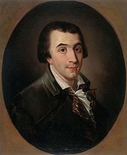 François Bonneville - Portrait de Jacques-Pierre Brissot de Warville (1754-1793), journaliste et conventionnel - P2608 - Musée Carnavalet.jpg