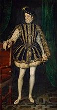 915bb125ff31d Charles IX of France wearing padded hose, 1566