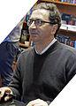 François Morel salon du livre 2012.jpg