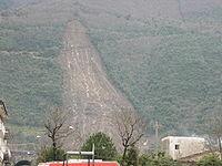 La frana del 4 marzo 2005 for Sud arredi nocera superiore