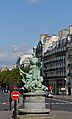 France, Paris, place Camille Julian, monument Francis Garnier.jpg
