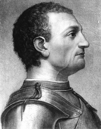 Francesco Bonsignori - Portrait of Francesco Bonsignori (Rijksmuseum, Netherland)