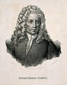 Francesco Torti.  Litografía de L. Rossi.  Bienvenidos V0005867.jpg