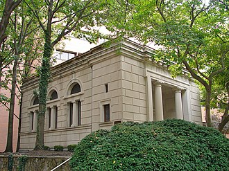 Henry S. Frank Memorial Synagogue - Image: Frank Synogue Philly