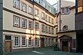 Frankfurt Am Main-Stoltze-Museum-Fassade und Treppenturm von Suedosten-20110826.jpg