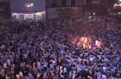 Franklin Street Celebration