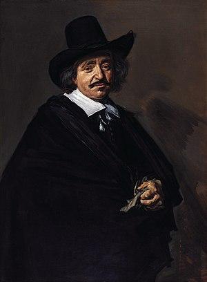 Frans Hals - Portret van een man