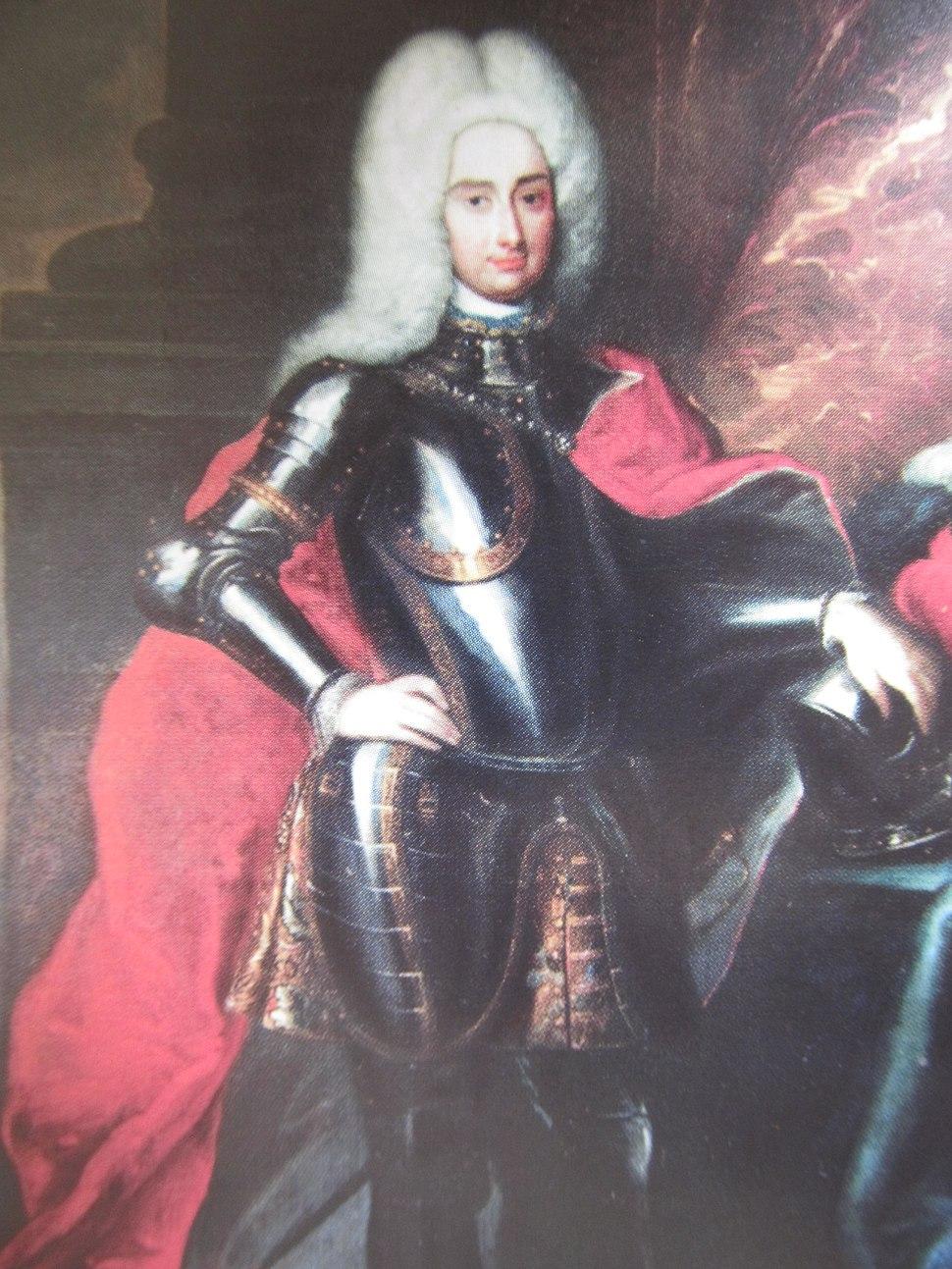 František Josef Černín