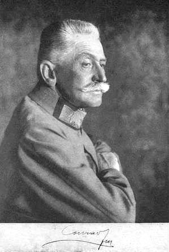July Crisis - Count Franz Conrad von Hötzendorf, Chief of the General Staff of the Austro-Hungarian Army from 1906 to 1917, determined the earliest that Austria could declare war was 25 July.