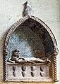 Frari (Venice) Cappella del Santissimo Sacramento - Monument to Arnolde d'Este.jpg