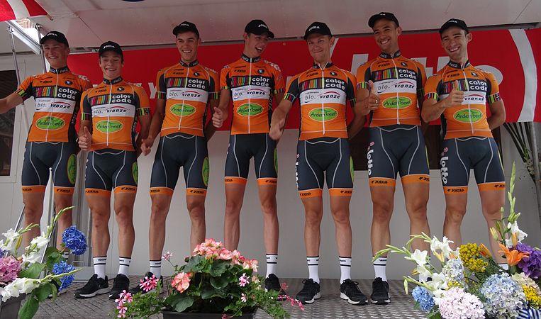 Frasnes-lez-Anvaing - Tour de Wallonie, étape 1, 26 juillet 2014, départ (B025).JPG