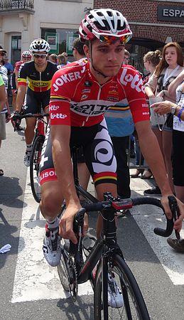 Frasnes-lez-Anvaing - Tour de Wallonie, étape 1, 26 juillet 2014, départ (B086).JPG