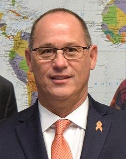 Fred Guttenberg American activist and gun control advocate