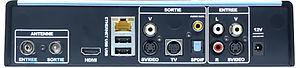 Freebox - Freebox V5 Multimedia element