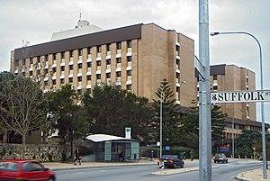 Fremantle Hospital - Fremantle Hospital